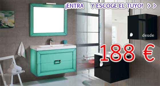 Muebles de ba o mudeba - Muebles de cuarto de bano modernos ...