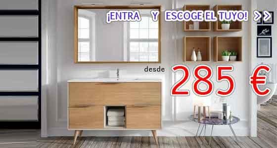 Muebles de Baño - Mudeba