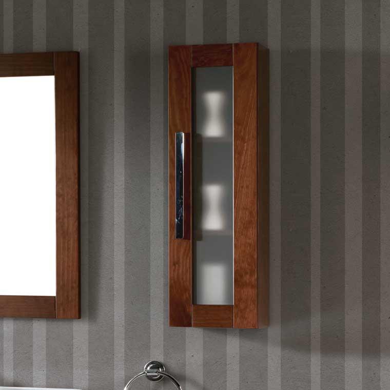 Mueble auxiliar ba o colgar anabel armario de la serie de ba o anabel - Muebles de bano para colgar ...