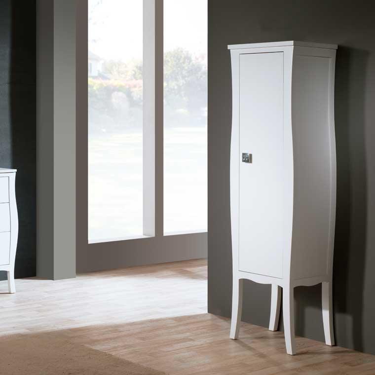 Mueble auxiliar ba o pie araceli mueble de la serie de for Mueble auxiliar lavabo