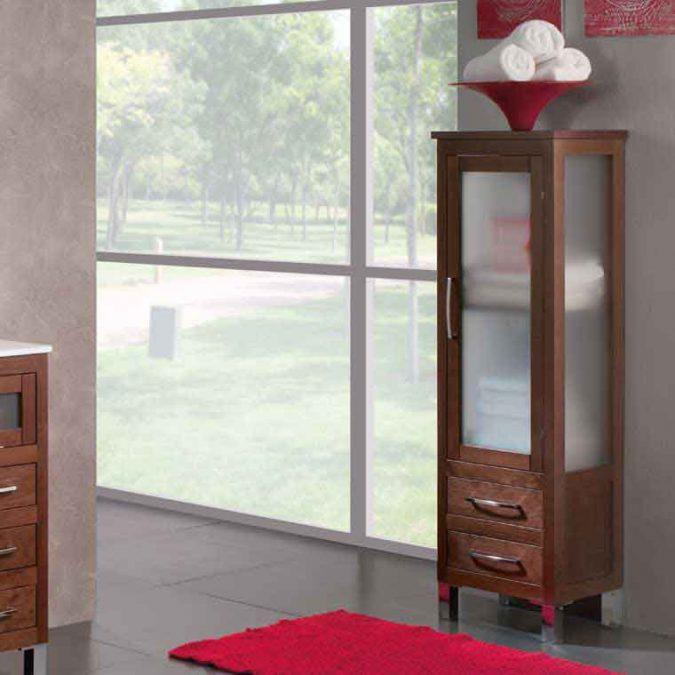 Mueble Auxiliar Baño de Pie 137 cm. Cardeñas