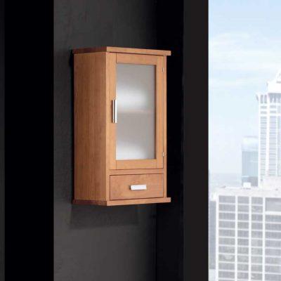 Mueble auxiliar ba o de colgar cl sic 70 cm de la serie - Muebles auxiliares bano ...