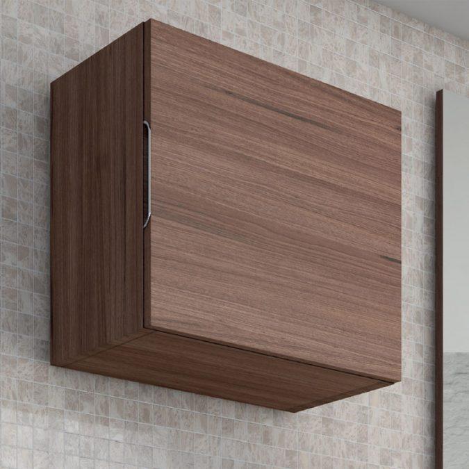 Mueble Auxiliar Baño de Colgar 35 cm. Active