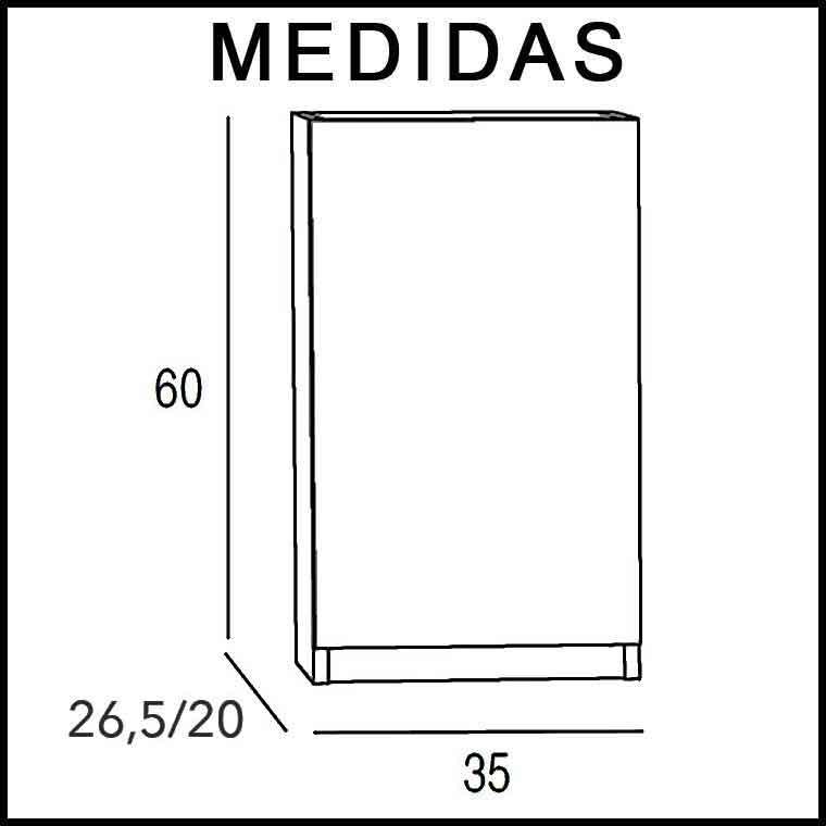 Mueble auxiliar ba o de colgar aras armario de la serie for Armarios de cuarto de bano para colgar