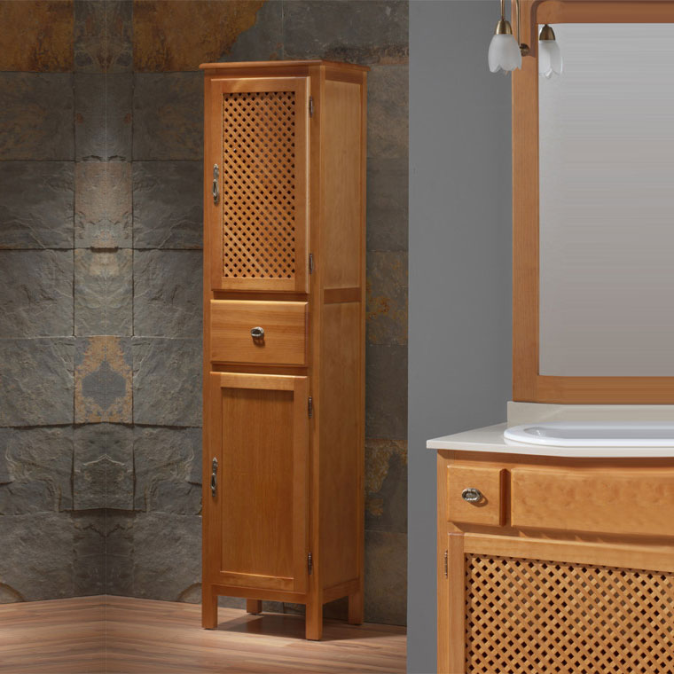 Mueble auxiliar ba o columna c rdoba ba o c rdoba for Columna de bano ikea