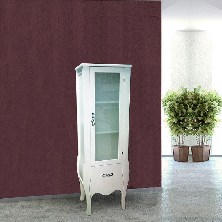 Mueble auxiliar ba o de pie 136 cm armario de la serie de Armarios de bano de pie
