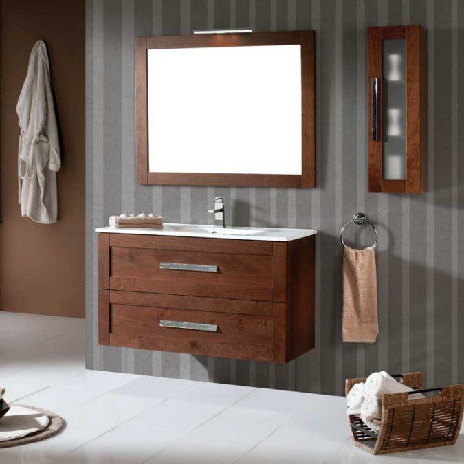 Mueble de Baño Anabel de 100 x 45 cm. Suspendido