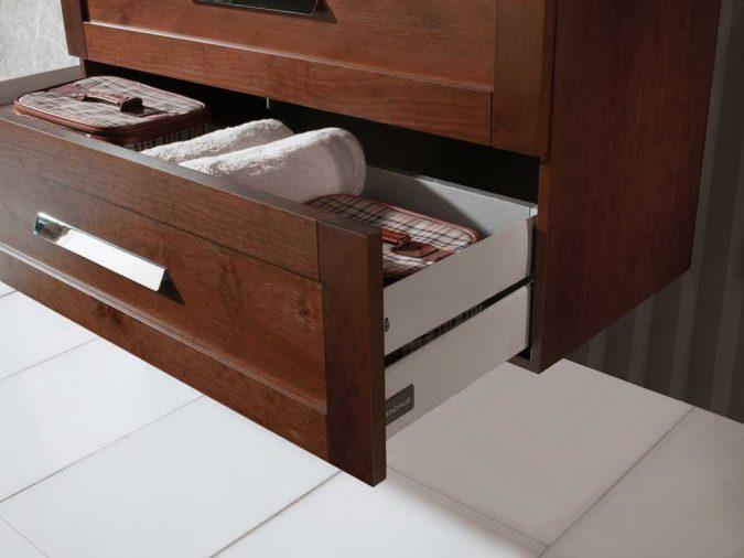Mueble de Baño Anabel de 100 x 45 cm. Suspendido. Detalles