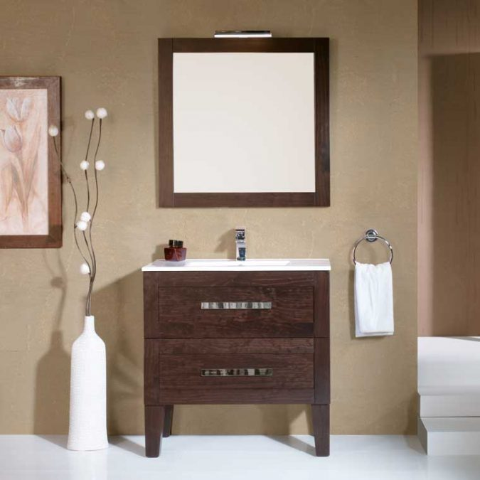 Mueble de Baño Anabel de 80 x 45 cm.