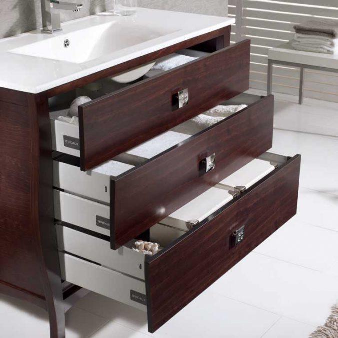 Detalles Mueble de Baño Araceli 100 cm.