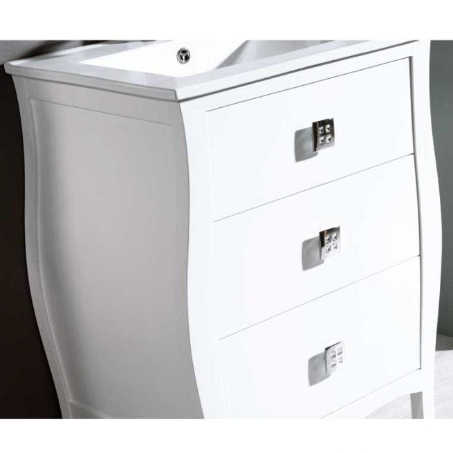Detalle Mueble de Baño Araceli 60 cm.