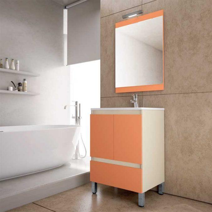 Mueble de Baño Aras 60 cm.