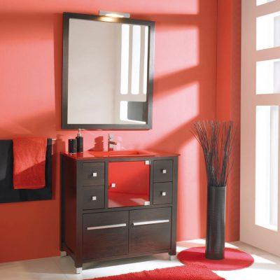 Mueble de Baño Ares 80 x 45 cm.