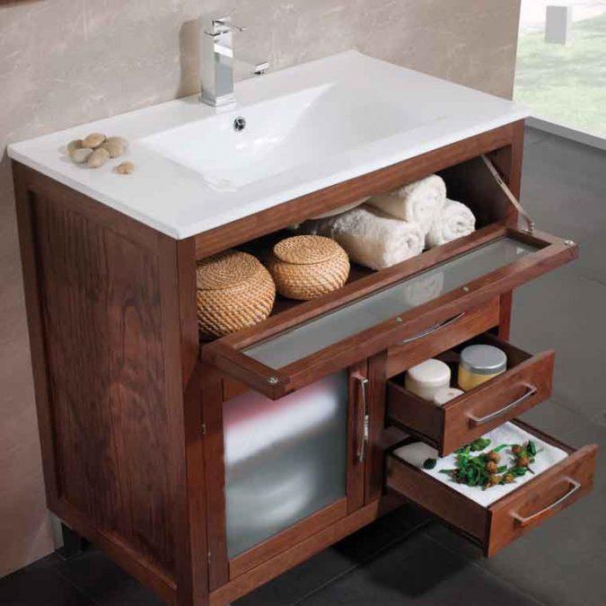 Detalles Mueble de Baño Beas de 80 cm.