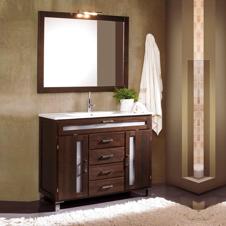 Mueble de ba o borgia 100 x 45 cm muebles de ba o borgia for Muebles de bano 60 x 45