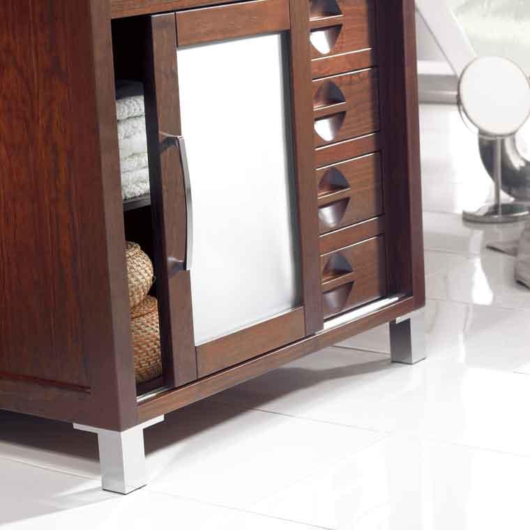 Mueble de ba o carde as 70 cm mueble de la serie de ba o for Mueble bano 70 cm