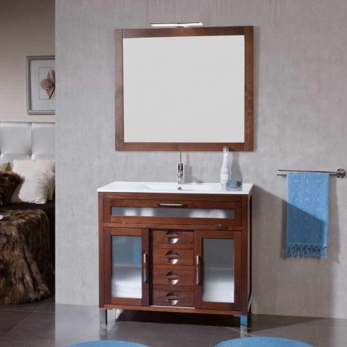 Mueble de Baño Cardeñas 90 cm.