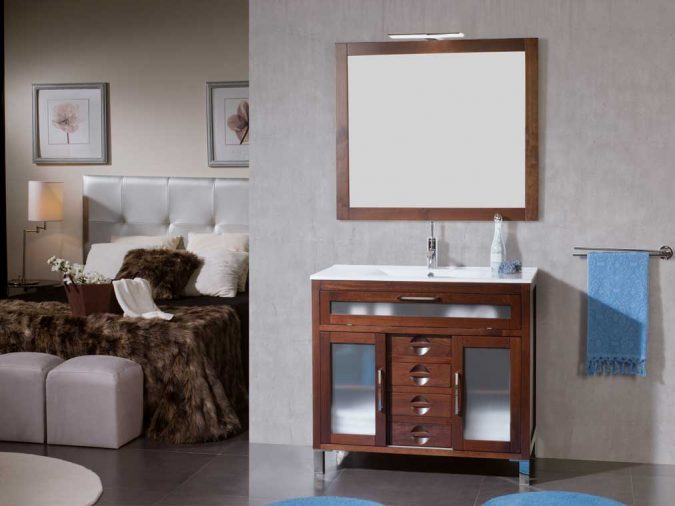 Ambiente Mueble de Baño Cardeñas 90 cm.