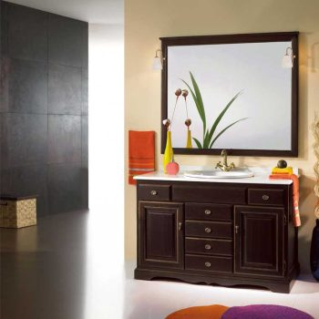 Mueble de Baño Clásic 120 x 55 cm.