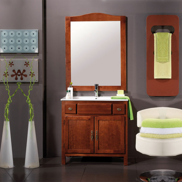 Muebles de ba o r sticos venta online mudeba for Muebles de bano 60 x 45
