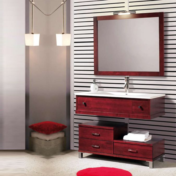Mueble de Baño Diana 100 x 45 cm.