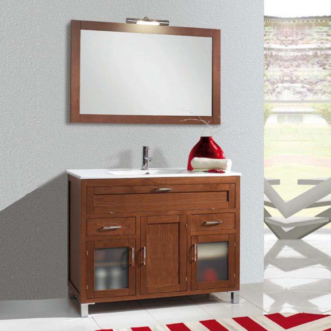 Mueble de Baño Fátima 100 x 45 cm.