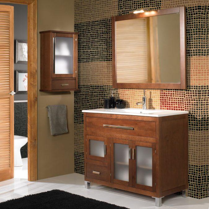 Mueble de Baño Laura 100 x 45 cm.