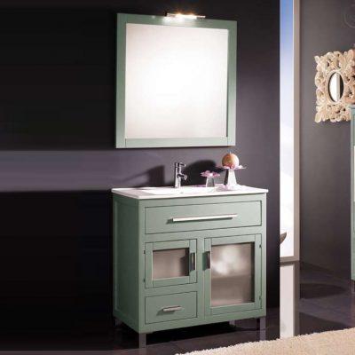 Mueble de Baño Laura 80 x 45 cm.