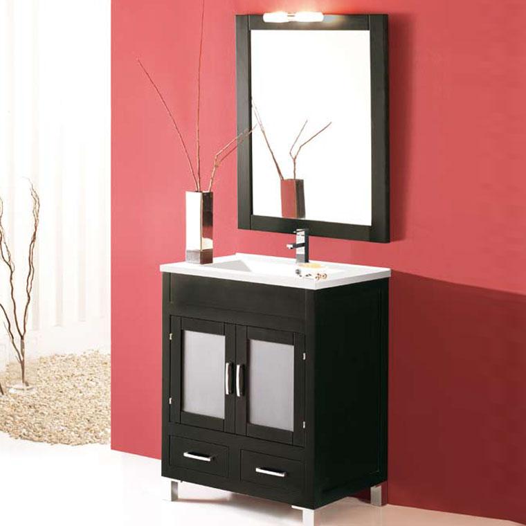 Mueble de ba o leonor 60 x 45 cm muebles de ba o leonor for Muebles de lavabo de 60 cm