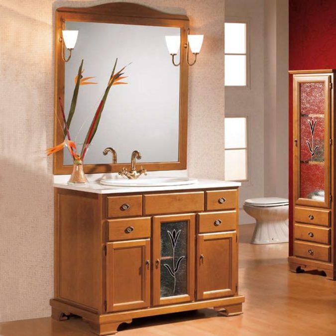 Mueble de Baño Lis 90 x 55 cm.
