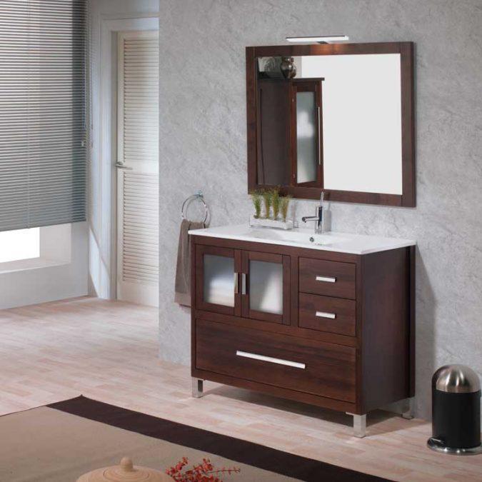 Mueble de Baño Mar 100 cm.