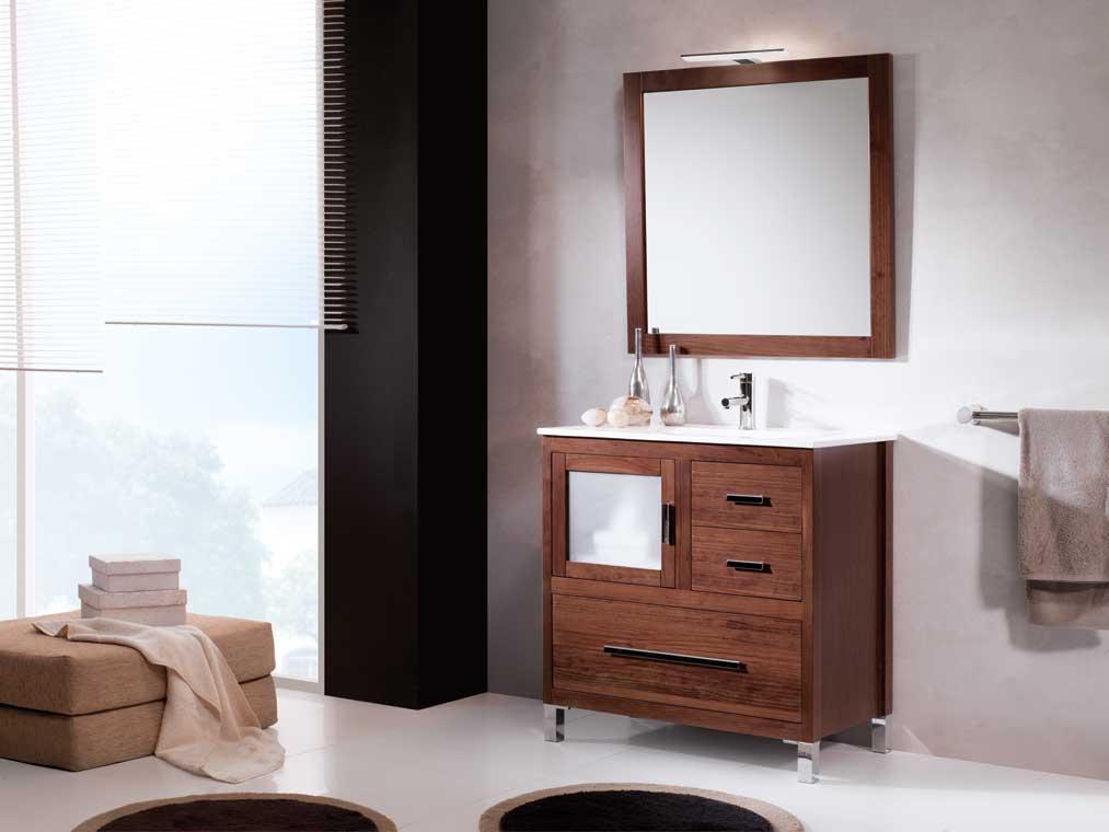 Mueble de ba o mar de 80 cm mueble de la serie de ba o mar - Mueble bano 80 cm ...
