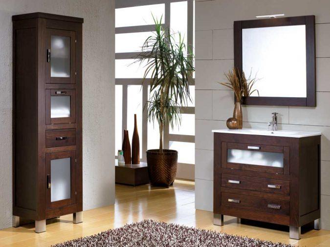 Ambiente Mueble de Baño Nerea 80 cm.