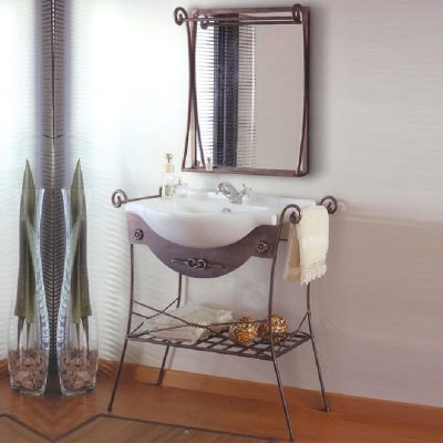 Mueble de Baño Nudo 70 x 35 cm.