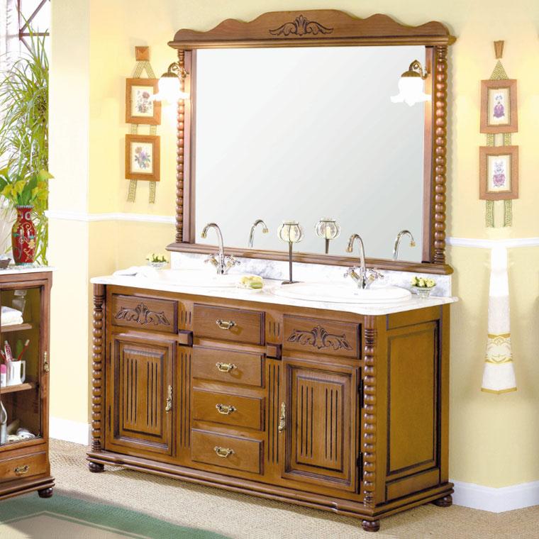 Muebles de ba o r sticos venta online mudeba for Muebles de bano 140 cm