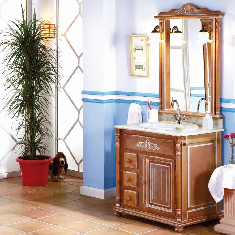 Muebles de ba o r sticos venta online mudeba for Muebles olimpo