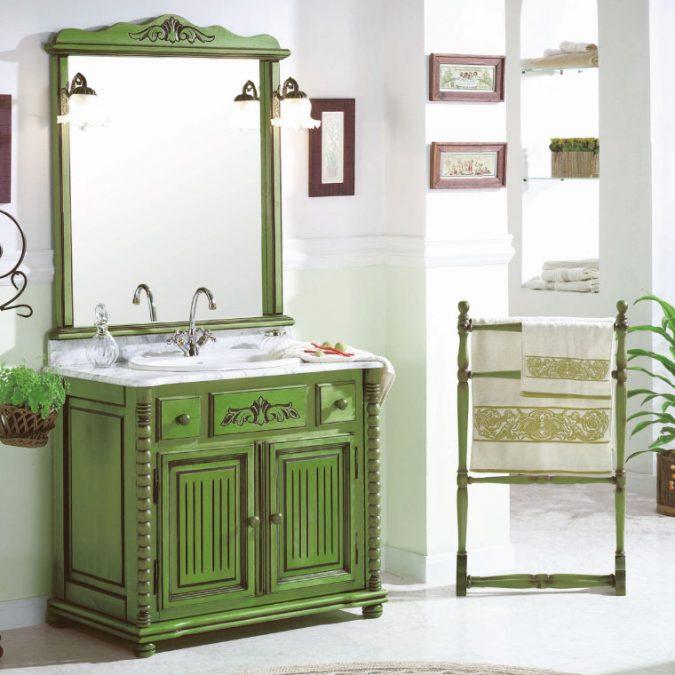 Mueble de Baño Olimpo 90 x 55 cm.