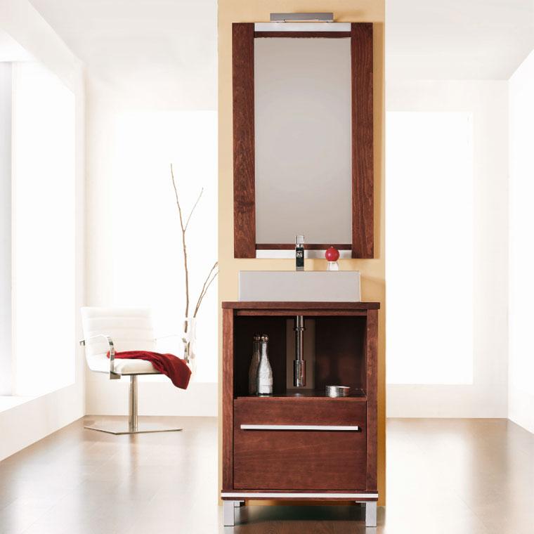Mueble de ba o poseid n suelo 60 cm n 1 de la serie de for Mueble 50 cm alto