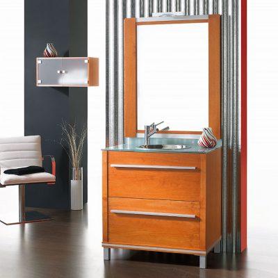 Mueble de Baño Poseidón Suelo 90 x 50 cm. Nº3