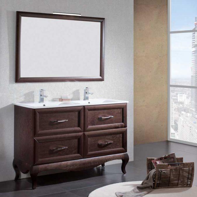 Mueble de Baño René 120 cm.