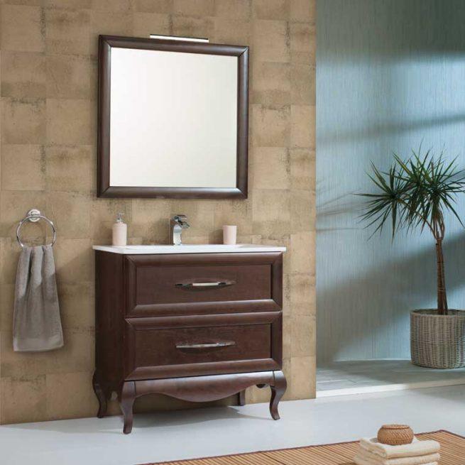 Mueble de Baño René 80 cm.