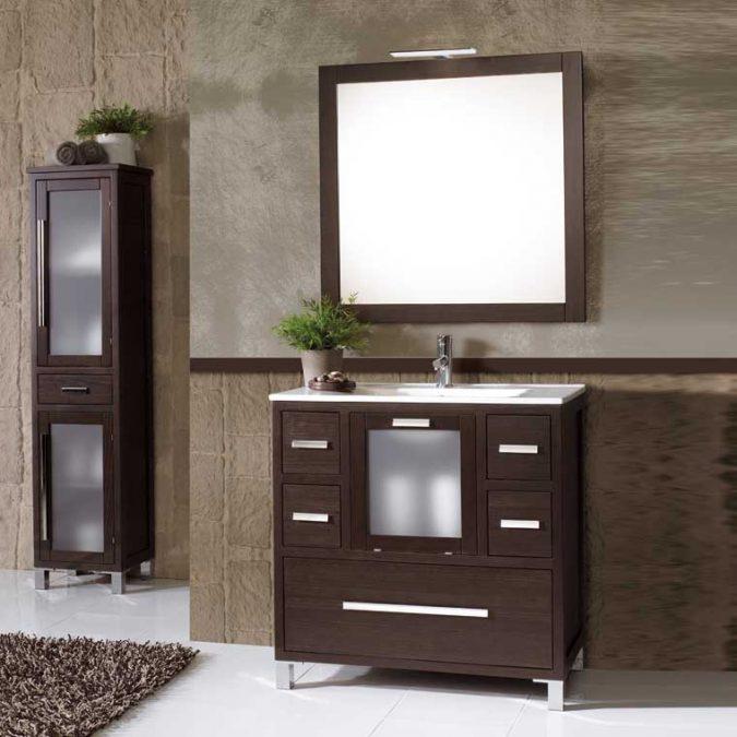 Mueble de Baño Sara 80 cm.