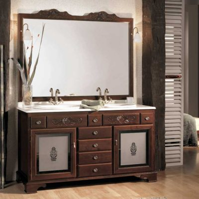 Mueble de Baño Talla 140 x 55 cm.