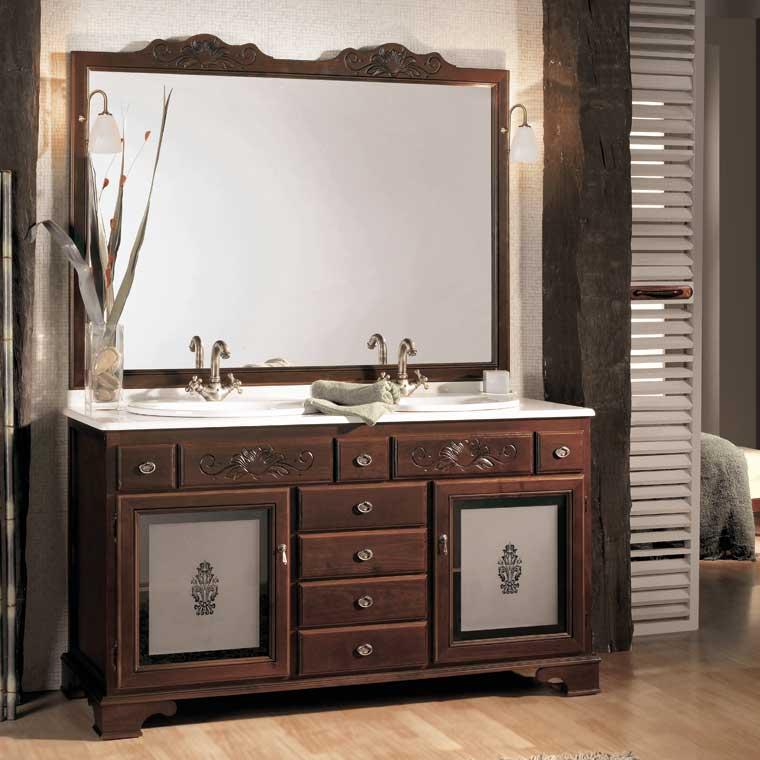 Muebles de ba o r sticos venta online mudeba - Muebles de lavabo rusticos ...