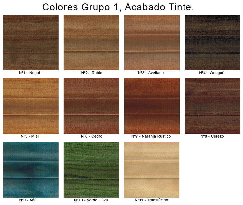 Muebles de cocina color roble oscuro 20170718235303 - Colores de muebles ...
