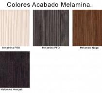 Colores Melamina de Muebles de Baño