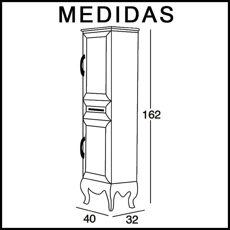 Mueble auxiliar ba o de pie ren armario de la serie de Armarios de bano de pie