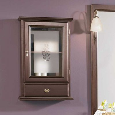 Mueble auxiliar ba o de colgar cl sic 70 cm de la serie - Muebles auxiliares de bano baratos ...