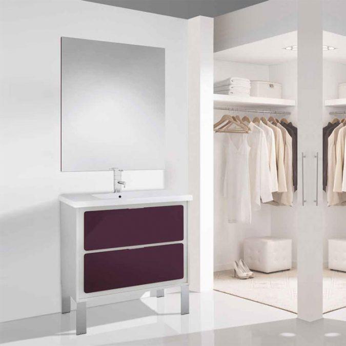 Mueble de Baño Active 60 x 45 cm.