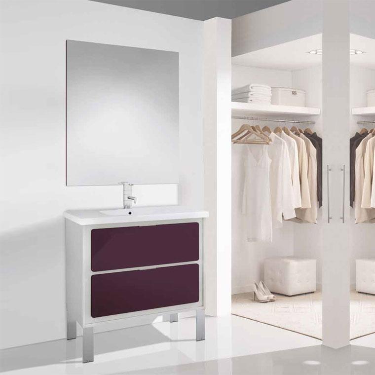 Mueble de ba o active 60 cm muebles ba o active for Mueble 45 cm ancho